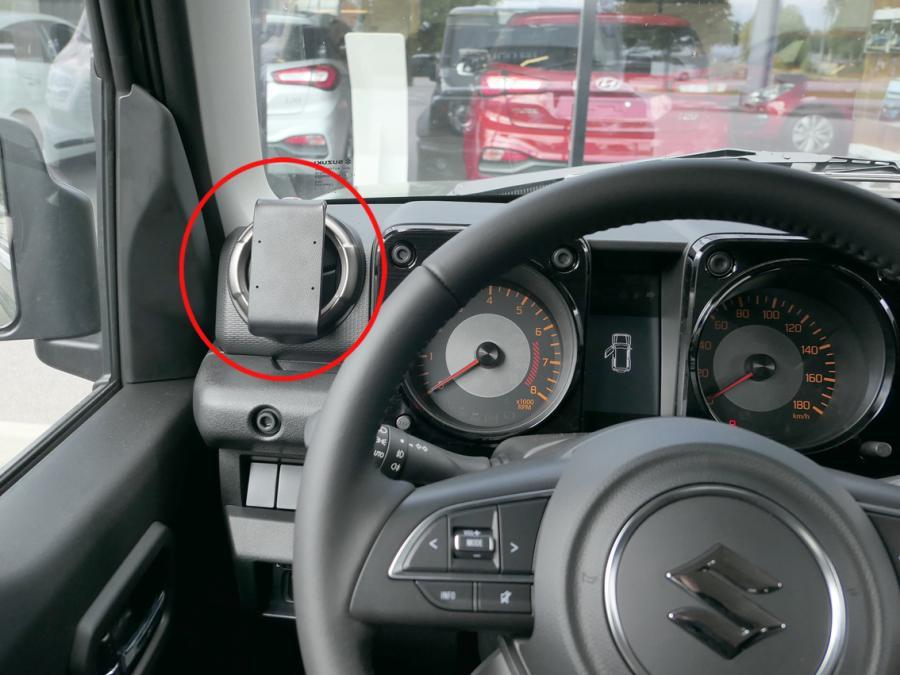 ProClip Suzuki Jimny 19- Left mount