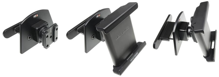 Brodit headrest mount Volvo XC90/V90 Nextbase Uni.Mount