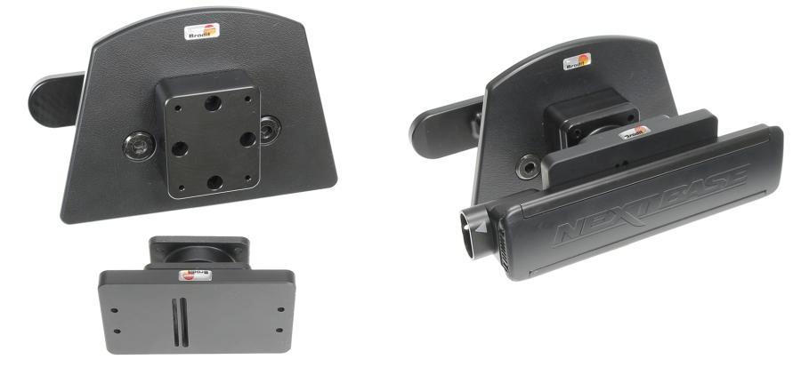 Brodit headrest mount set Volvo V90 19 Nextbase DuoCinema