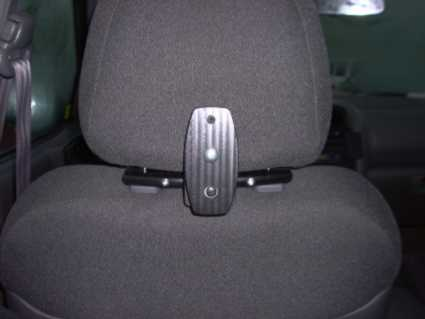 Brodit headrest mount 151-211mm