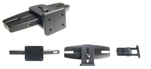 Brodit headrest mount 95/155mm