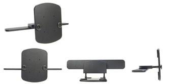 Brodit headrest mount Volvo S/V/XC-60/70/80/90