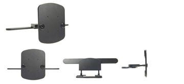 Brodit headrest mount Volvo C30/S40/V50 07-11