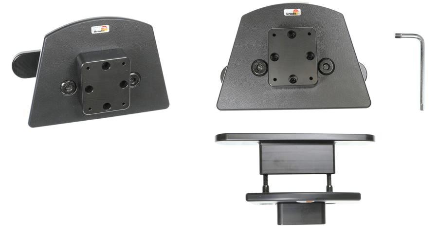 Brodit headrest mount Volvo S/V/XC90 19- V/XC60 19-