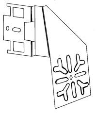 Universele mount 10mm low