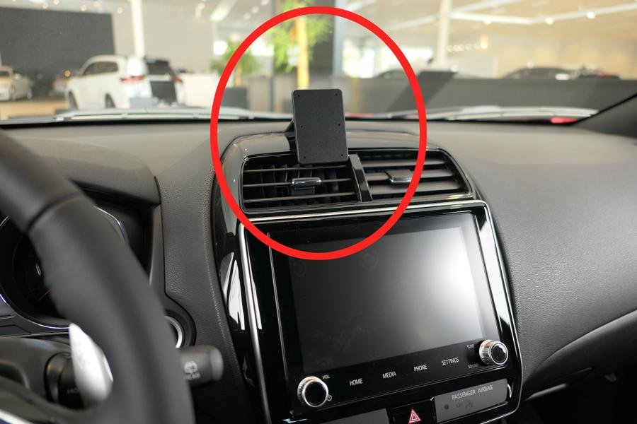 ProClip Mitsubishi ASX 20- Center mount