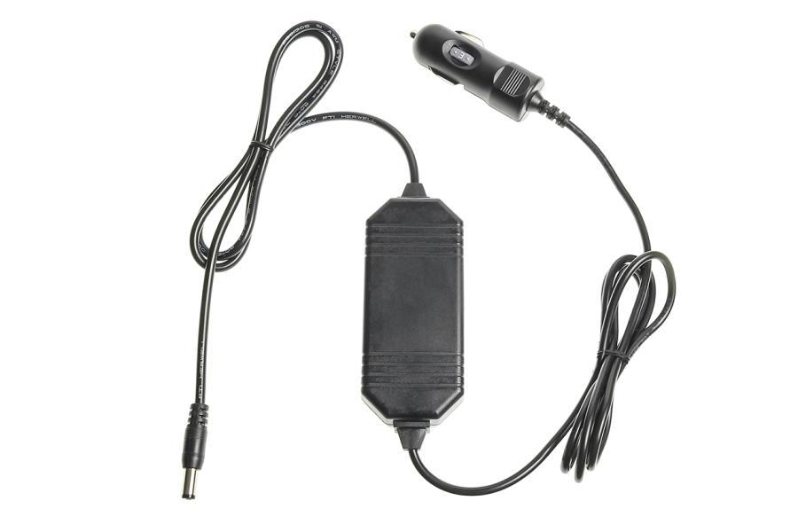 Laadkabel 12/24V DC connector 12V/2.7A- sig.plug