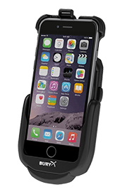 Bury S9 Active Cradle Apple iPhone 6 Plus/7 Plus/8 Plus