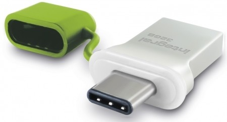 Integral Fusion USB-C and USB 3.0 Flash Drive 32GB