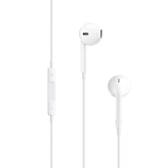Apple MD827 EarPods 3.5mm - wit