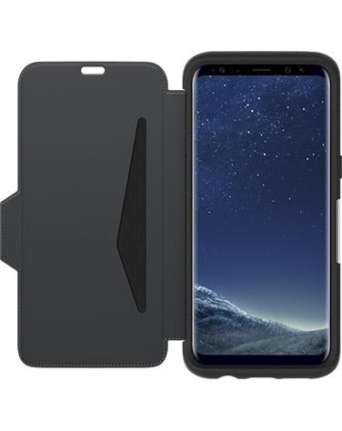 Otterbox Strada Case Samsung Galaxy S8 - Zwart