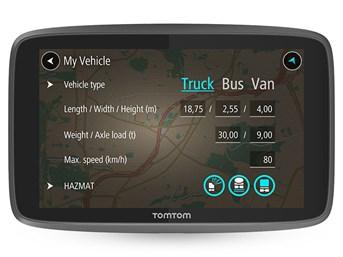 TomTom GO Professional 620 EU - 6 inch
