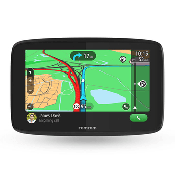 "TomTom GO ESSENTIAL 5"" EU45 (Free Lifetime Maps)"
